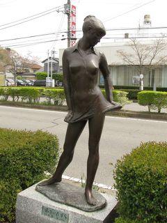 佐倉市散策(26)・・彫刻のある街に野外彫刻と銅像を訪ねて
