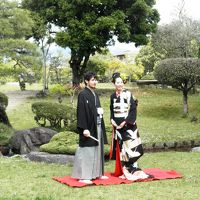 津山藩庭園・聚楽園散策