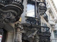 スペイン / バルセロナ 憧れ続けたモデルニスモの街へ Part.2 パラウ・モンタネール カサ・バトリョ カサ・アジア & バルサ♪