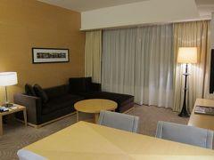 香港 ハイアット リージェンシー香港、沙田 リージェンシースイート キング に宿泊してみました。