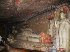 20120208 ダンブッラ 石窟寺院の見学、の後で、キャンディに戻ります