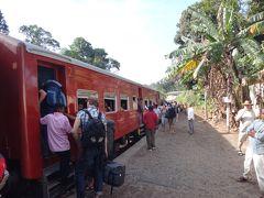 20120210 ヌワラエリヤまでの高原列車、と、少し町歩き
