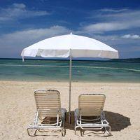 八重山諸島への旅・3日目その①-やっと晴れた!フサキ・リゾート・ビレッジ早朝散歩とビーチで海水浴編-