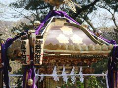 春の 「鎌倉祭り」 を楽しむ