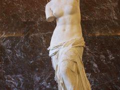 2012年 パリ旅行記 2:美の迷宮を彷徨う