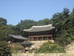 韓国ソウルの旅。・・・そして観光