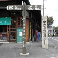 木曽馬籠から始まる富士を見る旅