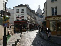 2012年 パリ旅行記 6:モンマルトル散策