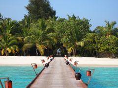 裸足のラグジュアリーリゾート カヌフラ 滞在中から帰国まで【2011モルディブ】