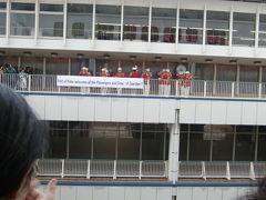 2012.香港 洋上 神戸