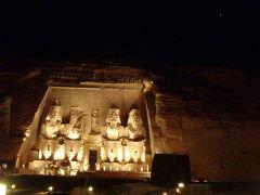 エジプト2012GW Egypt-この時期大丈夫か?砂嵐のアブシンベル、デモのカイロ、圧倒される神殿遺跡群