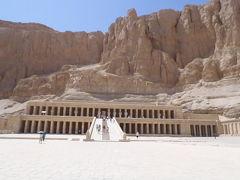 エジプト2012GW(1)-ルクソール、ナイル西岸