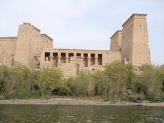 エジプト2012GW(5)-アスワン2、イシス神殿~ナイルエクスプレス