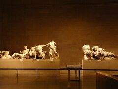 2012正月 ロンドン旅行記その10(大英博物館 ギリシャ・ローマ部門)