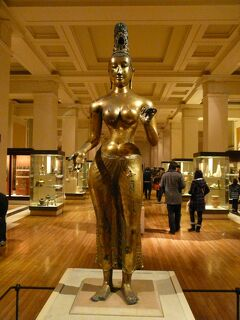 2012正月 ロンドン旅行記その11(大英博物館 アジアほかの部門)