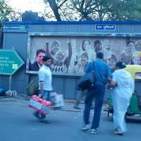 2012GWはインド? 旅の始まりは北インド デリー