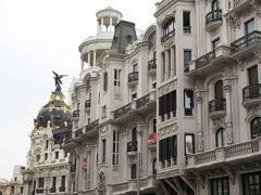 スペイン / マドリッド 王家の栄華のかほり漂う街