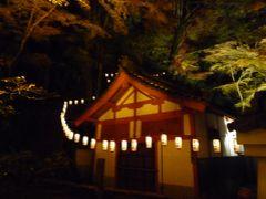 2011 石山寺 秋のライトアップ