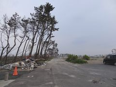 東日本大震災 被災地10ヶ所めぐり その1(仙台滞在、荒浜地区、松島町、レンタカー、高速バス)