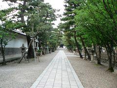 日本の旅 関西を歩く 京都市、御香宮神社(ごこうのみやじんじゃ)と深草墓園(ふかくさぼえん)
