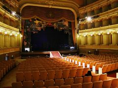 2011年11月 妻の海外仕事に便乗旅行 4  ノヴァーラ街散策 コッチャ劇場で創生神楽~ドゥオモ
