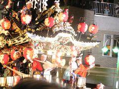 秩父夜祭-団子坂