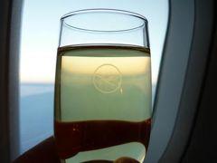 初夏のイスキア島で優雅なバカンス♪ Vol1(第1日目午後~夜) ☆成田からルフトハンザ航空ビジネスクラスでナポリへ♪