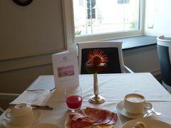 初夏のイスキア島で優雅なバカンス♪ Vol4(第2日目朝) ☆ナポリ:「グランド・ホテル・サンタ・ルチア」の優雅な朝食♪