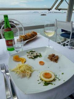 初夏のイスキア島で優雅なバカンス♪ Vol14(第3日目昼) ☆イスキア島ポルト:ランチは超有名なレストラン「Ristorante Alberto」で絶品の魚介料理を頂く♪