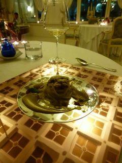 初夏のイスキア島で優雅なバカンス♪ Vol18(第3日目夜) ☆イスキア島カサミッチョラ:ミシュラン星付きの最高級イタリアン「IL MOSAICO」で優雅なディナー♪