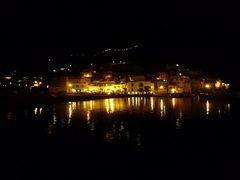 初夏のイスキア島で優雅なバカンス♪ Vol19(第3日目夜) ☆イスキア島サンタンジェロ:美しい夜景のサンタンジェロを優雅に歩く♪