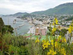 初夏のイスキア島で優雅なバカンス♪ Vol24(第4日目午後) ☆イスキア島ラッコ・アメーノ(Lacco Ameno):可愛い漁村ラッコ・アメーノ散策と不思議なキノコ岩「IL FUNGO」を鑑賞♪そしてラッコ・アメーノを見下ろす絶景を楽しむ♪
