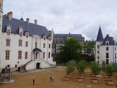 ナント ブルターニュ大公城の見学