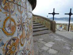 初夏のイスキア島で優雅なバカンス♪ Vol26(第4日目午後) ☆イスキア島フォリオ(Forio):フォリオの美しい教会「Santa Maria Soccorso」を鑑賞♪