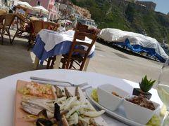 初夏のイスキア島で優雅なバカンス♪ Vol36(第5日目昼) ☆プローチダ島:Corricellaの絶景を眺めながら優雅なランチ♪
