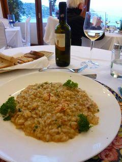 初夏のイスキア島で優雅なバカンス♪ Vol40(第5日目夜) ☆イスキア島サンタンジェロ:「パーク・ホテル・ミラマーレ」のメインダイニングで優雅なディナー♪そして絶品の食後酒を頂く♪