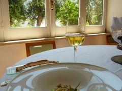 初夏のイスキア島で優雅なバカンス♪ Vol45(第6日目昼) ☆イスキア島フォリオ:ミシュラン星付きの魚介イタリアン「IL MELOGRANO」で優雅なランチ♪