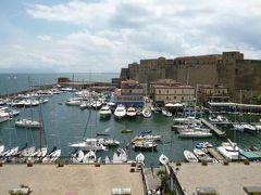 初夏のイスキア島で優雅なバカンス♪ Vol59(第8日目午前) ☆ナポリ:「Grand Hotel Santa Lucia」のジュニアスイートルームに戻り、思わず「ただいま~!」♪