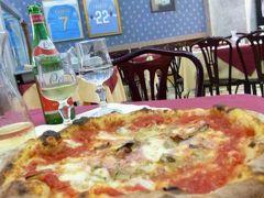 初夏のイスキア島で優雅なバカンス♪ Vol60(第8日目昼) ☆ナポリ:ランチは「Grand Hotel Santa Lucia」から徒歩3分の絶品のピッツェリア「Marino」♪