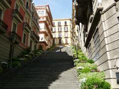 初夏のイスキア島で優雅なバカンス♪ Vol64(第8日目午後) ☆ナポリ:ヴィットリア広場からマルティーリ広場を経てミッレ通りとキアイア通り歩き、優雅なブランドショッピング♪