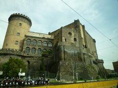 初夏のイスキア島で優雅なバカンス♪ Vol69(第9日目朝) ☆ナポリ:「Grand Hotel Santa Lucia」からナポリ国際空港へ♪