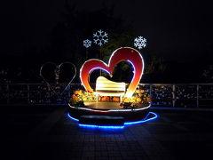 釜山一人旅 夜景