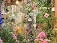 ますますロマンチックになる国際バラとガーデニングショウ2012(3)たくさんの庭にお邪魔しまくった、コンテストやプロのガーデン部門