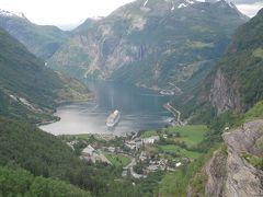 ノルウェーの二大フィヨルドと北欧4カ国 12日間 2009年7月