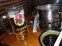 大草原で乗馬三昧@モンゴルの旅④最後のディナーにおしゃれな火鍋