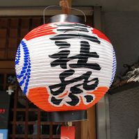 浅草の三社祭