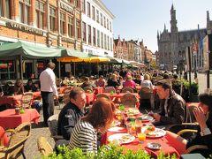 ベルギーの旅(1)・・中世の景観をそのまま残す゛水の都″ブルージュを訪ねて