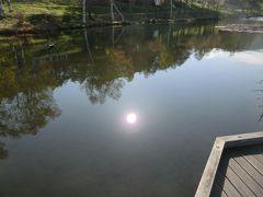 春のホテルアンビエント蓼科コテージ滞在②(金環日食編)