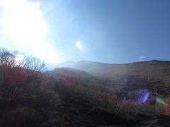 富士登山・・・と言っても五合目まで