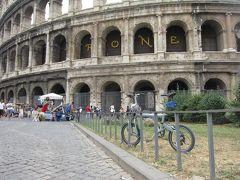 折りたたみ自転車をかついでイタリア旅行(5日目 フィレンツェからローマへ)